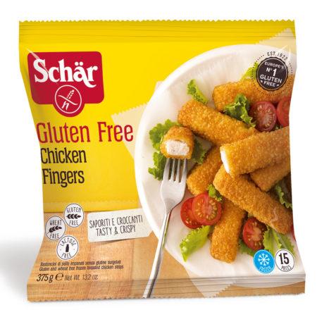 Chicken Fingers Prodotti Surgelati