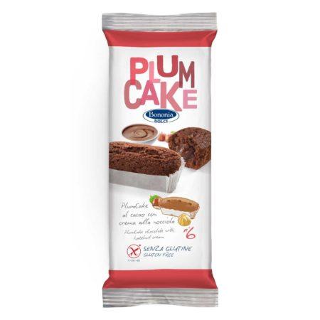 Plum Cake al Cacao alla Nocciola Biscotti e Merende