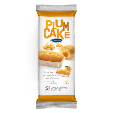 Plum Cake Albicocca Biscotti e Merende