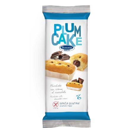 Plum Cake con Crema Cioccolato Biscotti e Merende