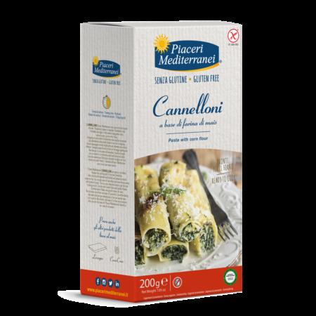 Cannelloni di Mais Pasta e Riso