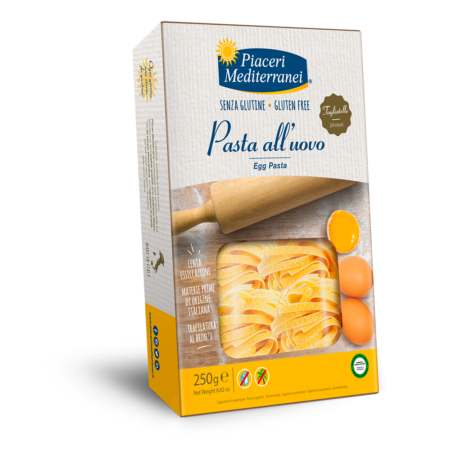 Tagliatelle Uovo Pasta e Riso