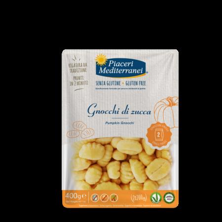 Gnocchi Zucca Pasta e Riso