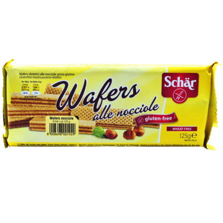 Wafer Nocciola Biscotti e Merende