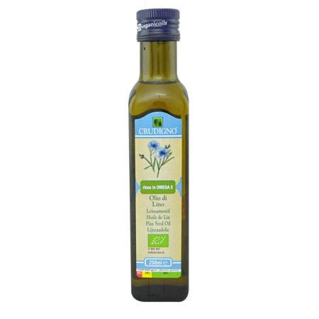 Olio di Lino Condimenti e Salse