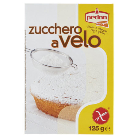 pedon easyglut zucchero a velo 125 g