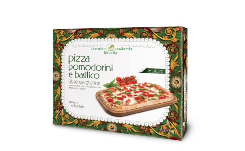 Premiata Pasticceria Trinacria – Pizza Pomodorini e Basilico